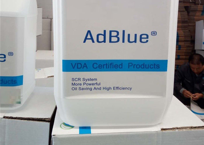 SCR System AdBlue Urea Solution , VPA Certificated Adblue Liquid CAS 57 13 6