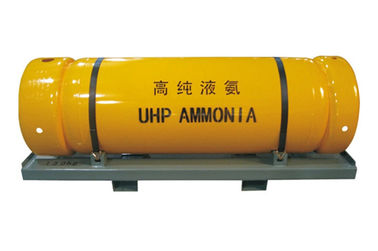 Ultra High Pure Liquid  Ammonia Cylinder Packaging NH3 UN 1005 -33.5 Boiling Point